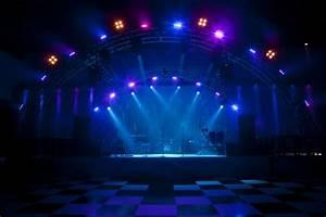 Blue And White Holiday Lights Stage And Dancefloor Lighting Impact Lighting Audio