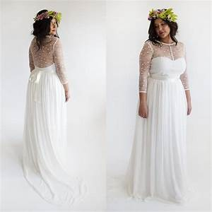 boho wedding dress plus size junoir bridesmaid dresses With plus size boho wedding dress