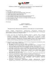 Contoh Surat Permintaan Barangjasa Yang by Contoh Surat Permintaan Dari Ppk Kepada Pokja Ulppejabat