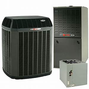 Trane Xl20i 30 Ton 2 Stage Communicating Ac System With