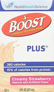 Boost Plus Vs Ensure High Protein  Review  U0026 Full Comparison