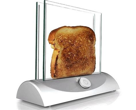 Glass Toaster Are Helpful For Both Experts And Households