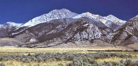 borah peak mountain idaho united states britannicacom
