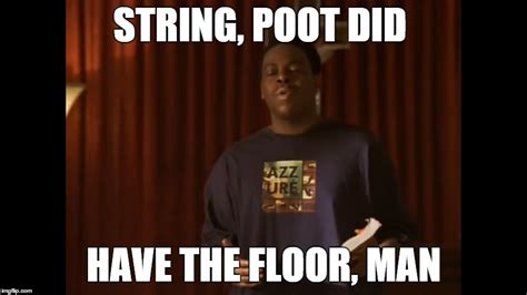 The Wire Meme - the wire poot has the floor imgflip