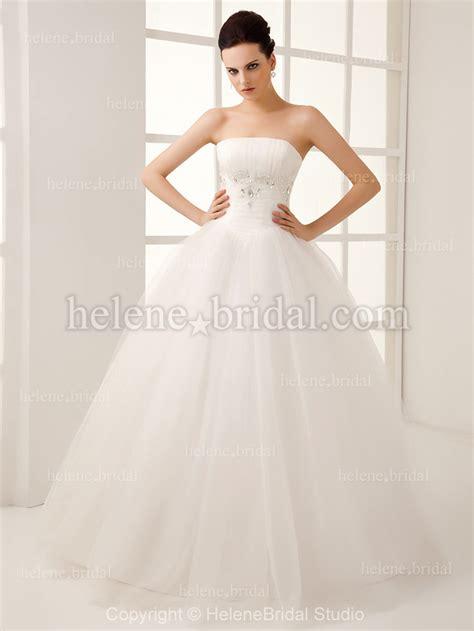 ball gown princess bateau strapless natural waist satin