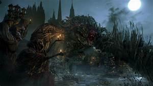 Bloodborne Gamescom Gameplay And Screenshots