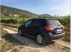 Suzuki SX4 SCross teszt ez is a mi autónk JÁRMŰIPARHU