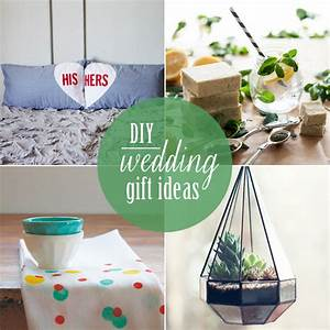 10 diy wedding gifts babble With homemade wedding gift ideas