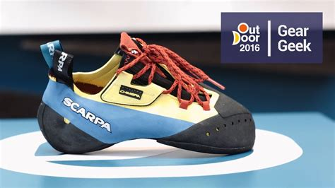 Outdoor Chimera by Scarpa Chimera Climbing Shoe Outdoor 2016