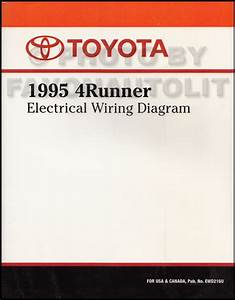 1995 Toyota A  C Installation Manual Original Corolla