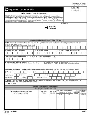 fillable  va form   veterans benefits