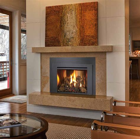 gas fireplace insert prices gas inserts heartland hearth