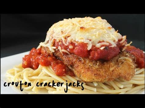 how to make chicken parmesan how to make chicken parmesan chicken parmigiana recipe youtube