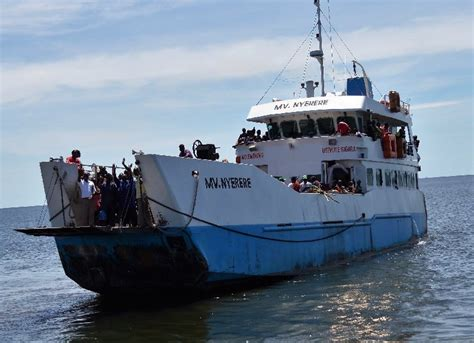 Ferry Boat Lake Victoria by Scores Feared Dead As Mv Nyerere Ferry Sinks In Lake