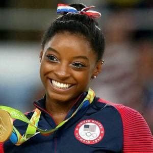 Simone Biles Biography - salary, net worth, married ...