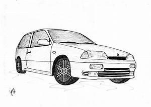 suzuki swift by gjones1 on deviantart With suzuki swift car