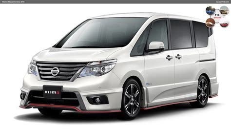 Nissan Serena Photo by Nissan Serena Photos Informations Articles Bestcarmag