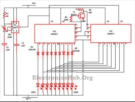 Led Circuit Diagram Letter by 90 Best Images About Mini Projects On Circuit