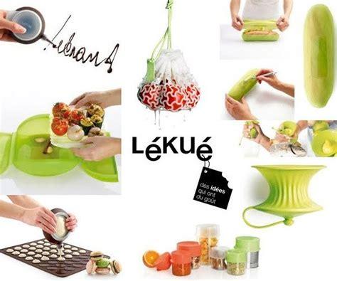 ustensile cuisine design lékué une marque d 39 ustensiles de cuisine tendance et