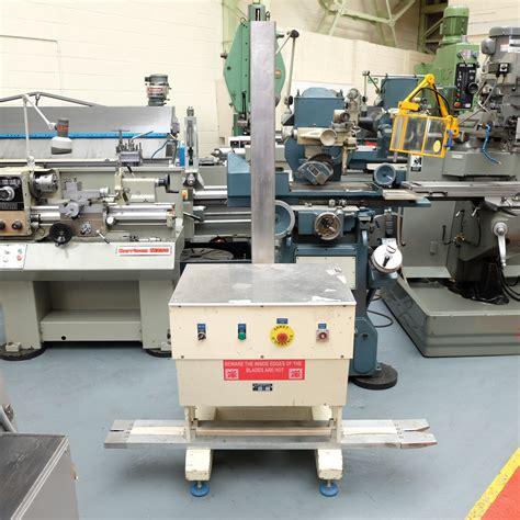 ets bernard type hbp industrial sealing machine