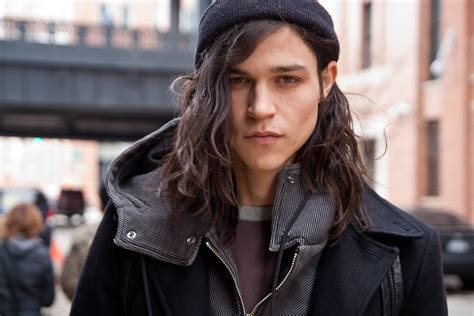12 Long Hairstyles for Men