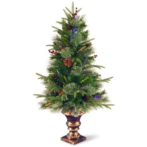 christmas trees fibre optic trees christmas 4 you