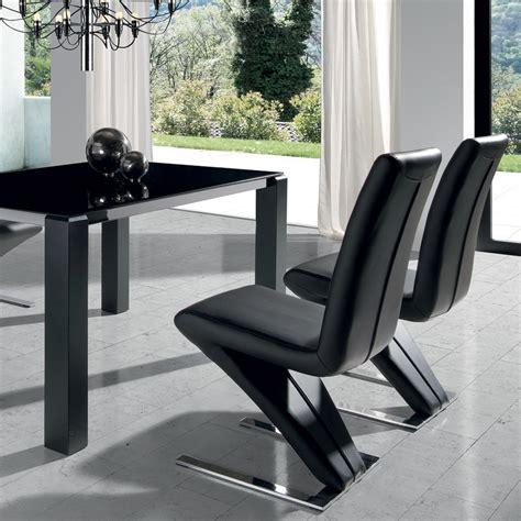 chaises design blanche chaise design blanche ou en pu reims