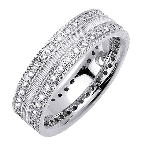 wedding rings for engagement rings without