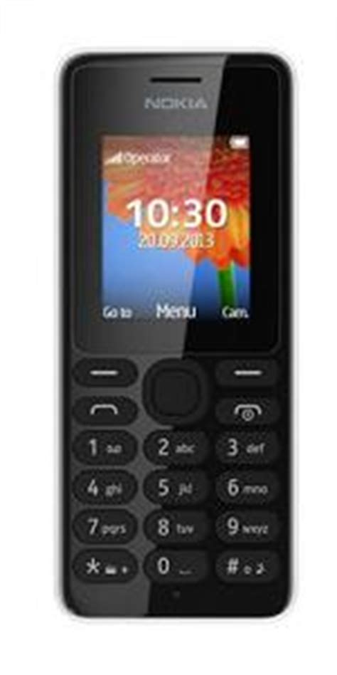 nokia 108 vodafone pay as you go payg mobile phone black ebay