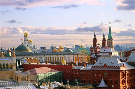 Capital Of Russia, City Of Domes