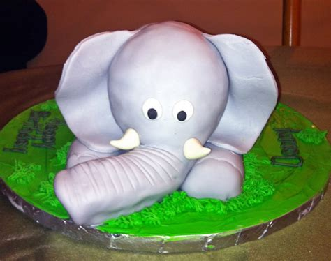 elephant cakes decoration ideas  birthday cakes