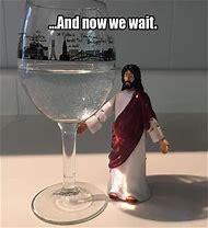 Jesus Wine Meme