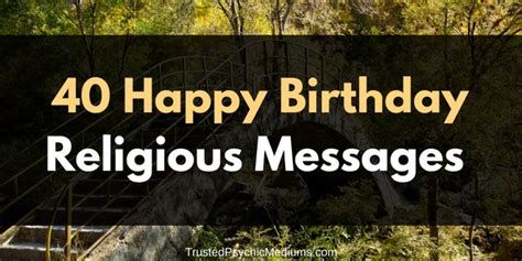 unique  special religious happy birthday messages