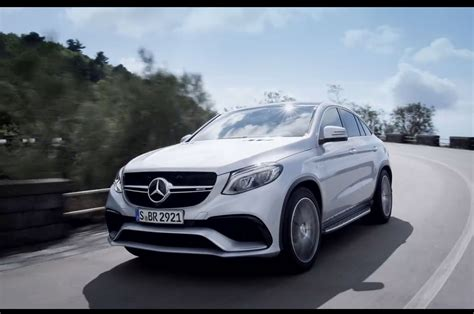 2016 Mercedes-amg Gle63 S Coupe Debuts In Detroit