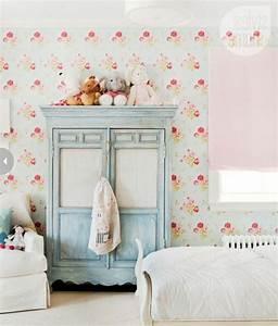 Papier Peint Petite Fille : 26 id es pour d co chambre ado fille ~ Dailycaller-alerts.com Idées de Décoration