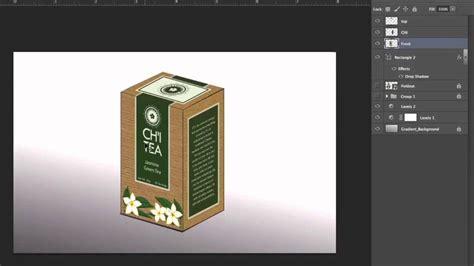 creating packaging mockup  photoshop youtube