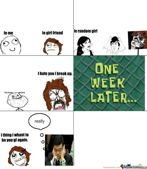 Breaking Up Meme - break up memes pinterest image memes at relatably com