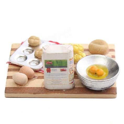 112 Scale Dollhouse Miniature Kitchen Accessories Food