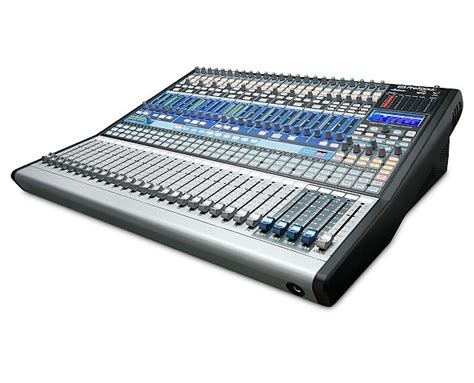 presonus studiolive 24 4 2 ai 24 channel digital mixer