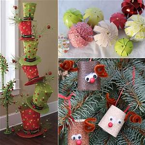 17, Cheap, And, Wonderful, Diy, Christmas, Decorations
