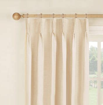 Hanging Pinch Pleat Drapes - how to hang curtains easy to follow detailed guide on