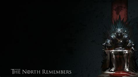 north remembers game  thrones desktop
