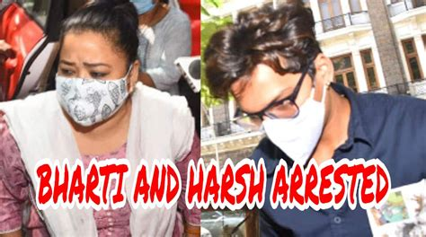 #BollywoodDrugScandal: After Bharti Singh, husband Harsh ...