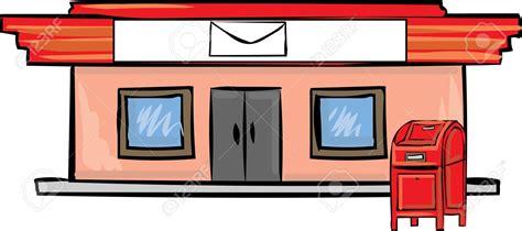 bureau postal poste clipart clipground