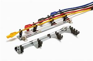 Taylor Ignition 42460 Chrome Linear Wire Loom Kit