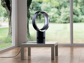 Bladeless Table Fan by Dyson Am06 Bladeless Table Fan 187 Gadget Flow