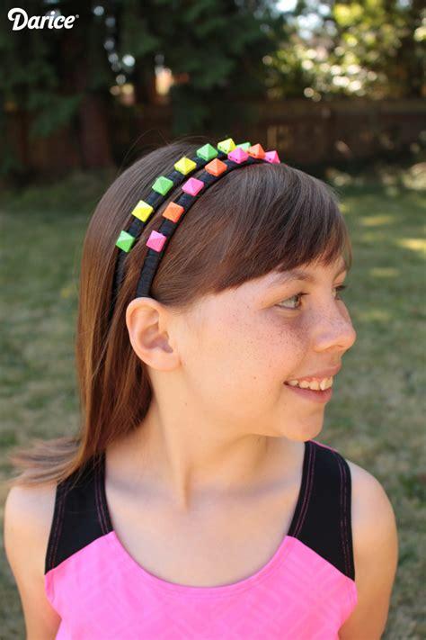 diy headbands tutorial  mom tween livecraftlove
