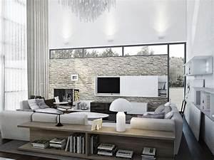 Contemporary Interior by Azovskiy and Pahomova Architects