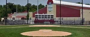 University Baseball Bleacher Seating | Southern Bleacher