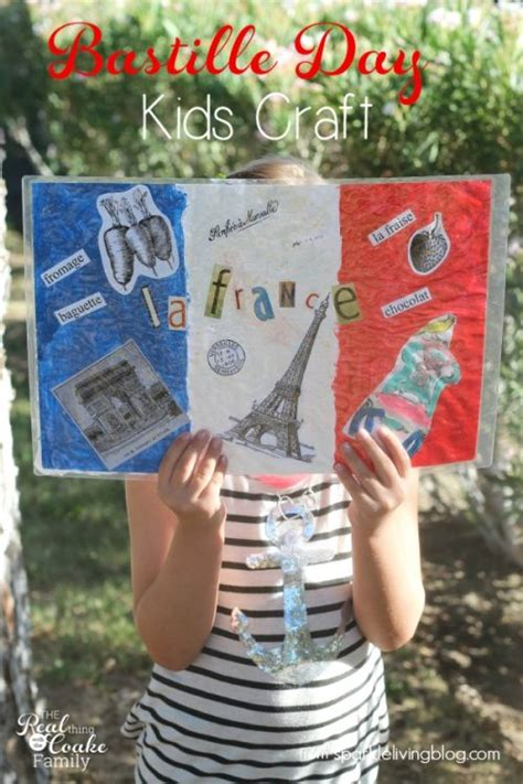 bastille day or 4th of july craft 261 | Activities for Kids 500x750